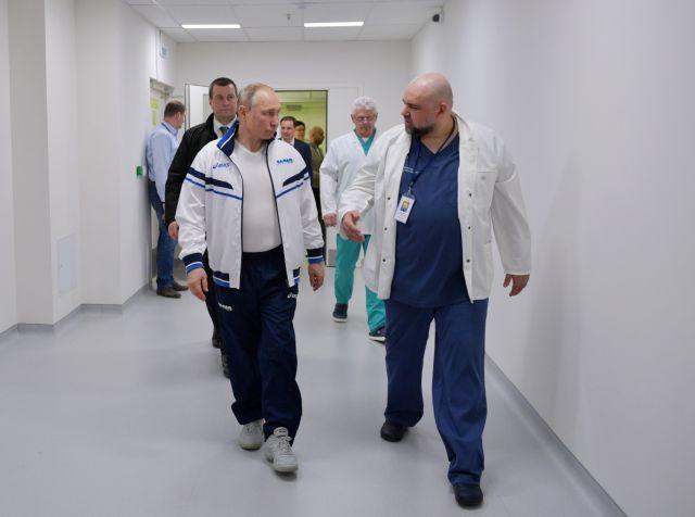 Κορωνοϊός – Ρωσία:  Νέα μέτρα από τον Πούτιν και  διάγγελμα | tovima.gr