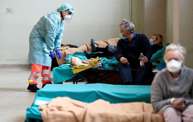 Ιταλία: 683 νεκροί σε μία μέρα – Πάνω από 7.500 τα θύματα συνολικά | tovima.gr