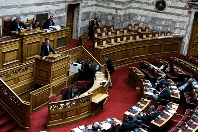 Βουλή: Ψήφισε ομόφωνα τη χορήγηση αδειών για παραγωγή αντισηπτικών   tovima.gr