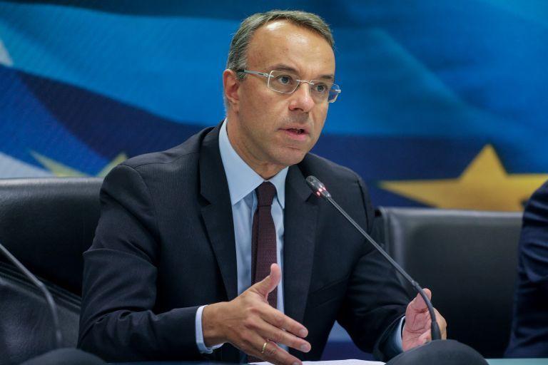 Σταϊκούρας: Τα μέτρα στήριξης αφορούν σχεδόν το σύνολο των επιχειρήσεων | tovima.gr
