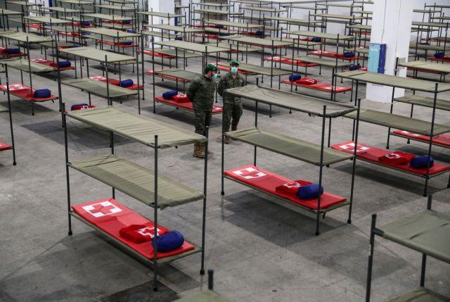 Κορωνοϊός – Ισπανία: Πώς υπήρξε τρομακτική αύξηση νεκρών και κρουσμάτων σε 18 μέρες | tovima.gr