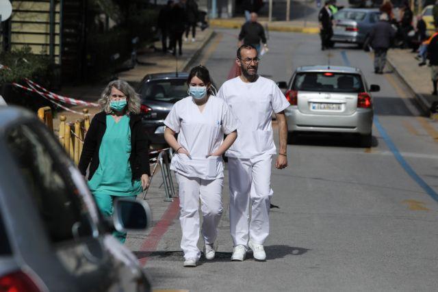 Κορωνοϊός: Και 24ος νεκρός – 64χρονος από τη Δαμασκηνιά | tovima.gr