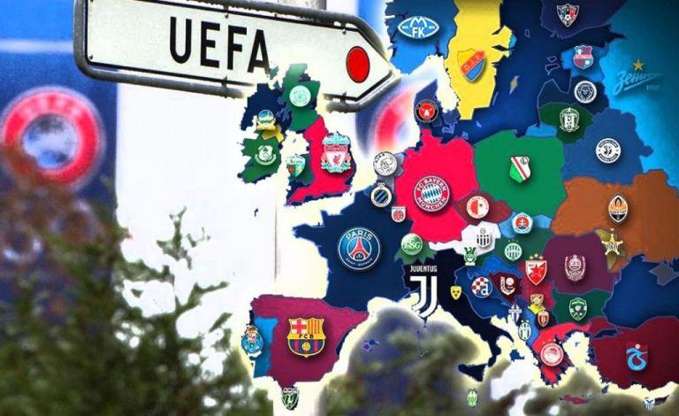 Super League : Η οδηγία της UEFA δείχνει τον πρωταθλητή   tovima.gr