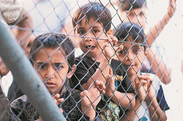 Διεθνής Αμνηστία: Προστατέψτε τους πρόσφυγες από τον κορωνοϊό   tovima.gr