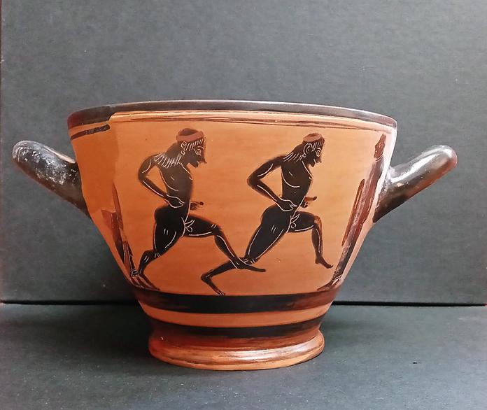 Το χαμένο ολυμπιακό κύπελλο και η τέχνη του πιστού αντιγράφου | tovima.gr