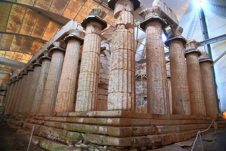 Ναός Επικούριου Απόλλωνα – Ανδρίτσαινα | tovima.gr