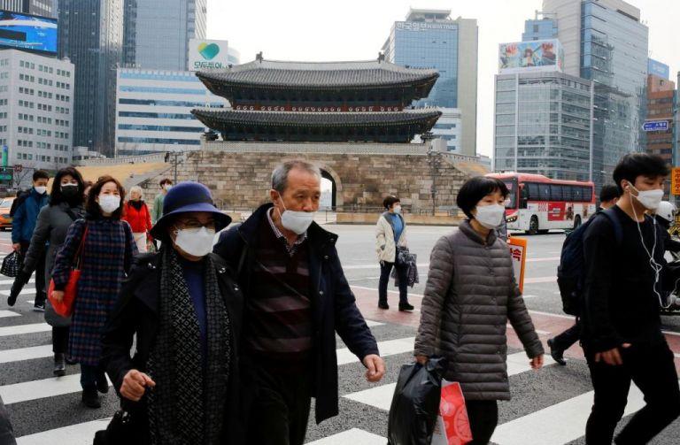 Κορωνοϊός –  Νότια Κορέα: 146 νέα κρούσματα, ο υψηλότερος αριθμός της εβδομάδας | tovima.gr