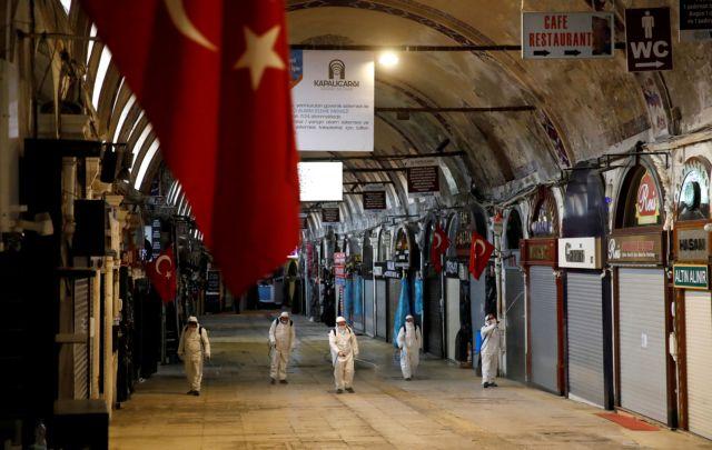 Τουρκία: Στους 131 οι νεκροί, ξεπερνούν τις 9.000 τα κρούσματα | tovima.gr