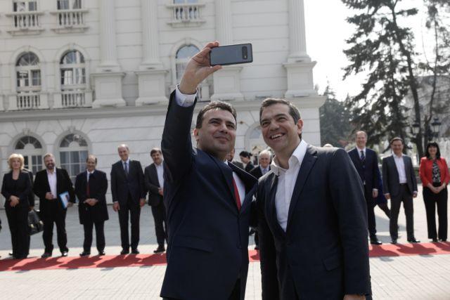 Επικοινωνία Τσίπρα – Ζάεφ για έναρξη ενταξιακών διαπραγματεύσεων και ένταξη της Βόρειας Μακεδονίας στο ΝΑΤΟ | tovima.gr