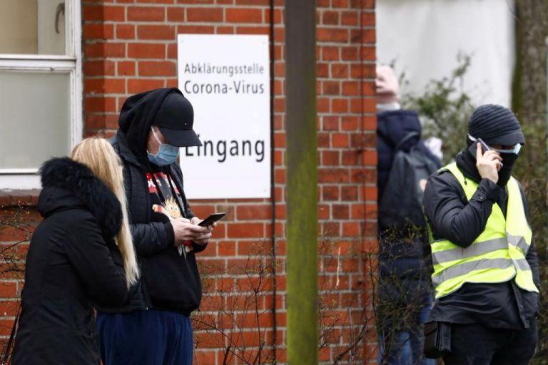 Κορωνοϊός: Δεν αποκλείονται στη Γερμανία καταστάσεις αντίστοιχες με της Ιταλίας | tovima.gr