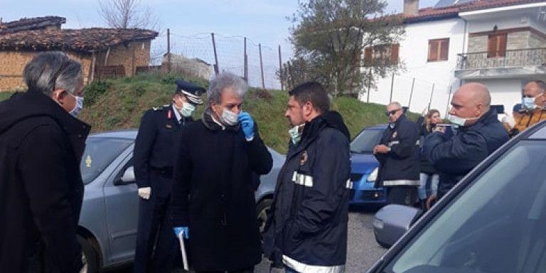 Κορωνοϊός: Στην Κοζάνη ο Χαρδαλιάς – Άλλη μια εβδομάδα καραντίνα σε Δαμασκηνιά και Δαμαριά | tovima.gr