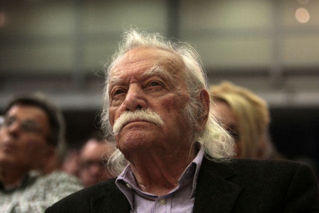 Πέθανε ο Μανώλης Γλέζος   tovima.gr