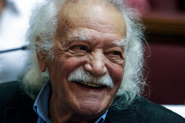 ΛΑΕ για Μ. Γλέζο: «Σπάνιος σύντροφος, ακαταπόνητος αγωνιστής» | tovima.gr