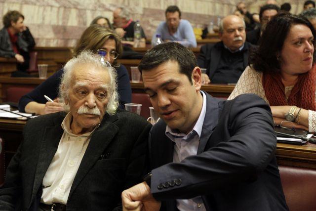 Τσίπρας για Γλέζο: Η Ελλάδα, η Δημοκρατία, η Δικαιοσύνη, έχασαν έναν σπουδαίο μαχητή | tovima.gr