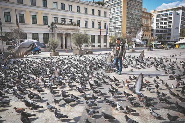 Κων. Δασκαλάκης: Πώς μεταδίδεται εκθετικά ο κορωνοϊός ? Αγώνας αντοχής και όχι ταχύτητας | tovima.gr