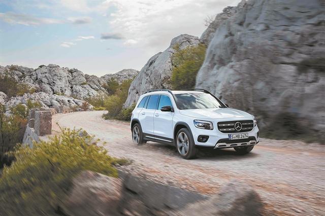 Mercedes-Benz GLB 200: Ο ισχυρότερος κρίκος | tovima.gr