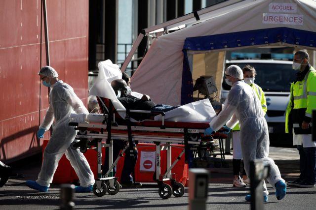 Γαλλία: Πάνω από 3.000 νεκροί – Καταρρέει το σύστημα υγείας | tovima.gr