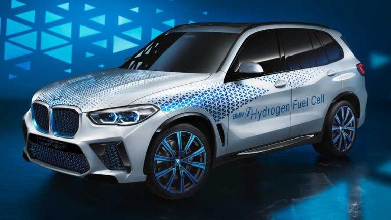 H ΒΜW εξελίσσει υδρογονοκίνητη Χ5 με την συνδρομή της Toyota | tovima.gr