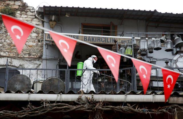 Τουρκία: 37 νέοι θάνατοι από κορωνοϊό – Πάνω από 10.000 τα κρούσματα | tovima.gr
