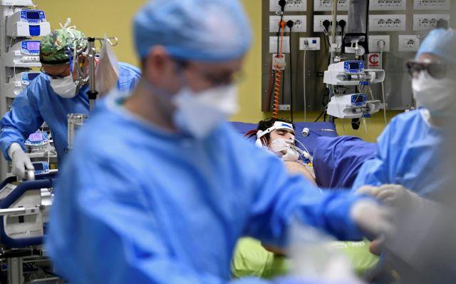 ΠΟΥ: Η επιδημία του κορωνοϊού «απέχει πολύ από το τέλος» της | tovima.gr