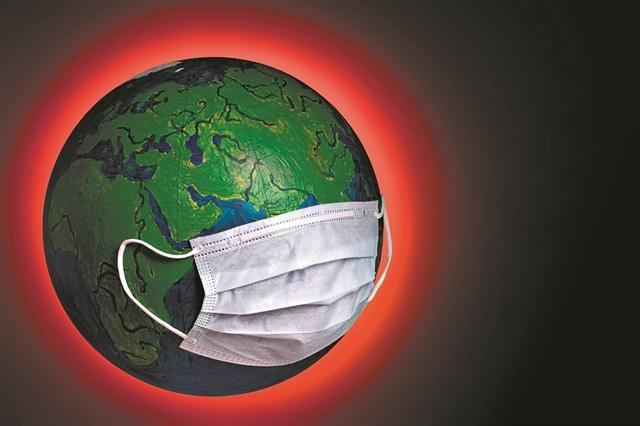 Ρίτσαρντ ΠέμποντιΒιώνουμε παγκόσμια κατάσταση εκτάκτου ανάγκης   tovima.gr