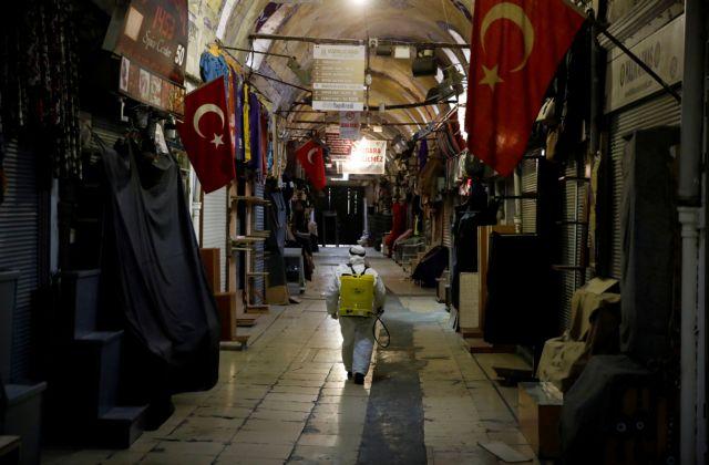 Τουρκία: 63 νεκροί σε μία ημέρα – Στα 2.148 τα κρούσματα | tovima.gr