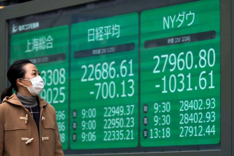 Πώς ο κορωνοϊός βουλιάζει την παγκόσμια οικονομία – Οι «σκληροί» αριθμοί | tovima.gr