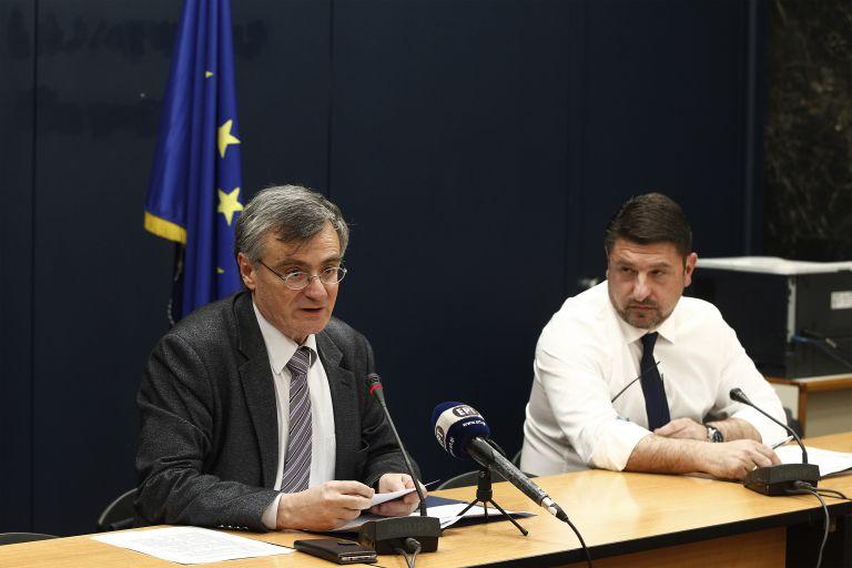 Ο Τσιόδρας, ο Χαρδαλιάς και το… ρεπό | tovima.gr