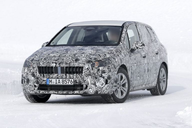 BMW Σειρά 2 Active Tourer: Η εκδίκηση των πολυμορφικών | tovima.gr