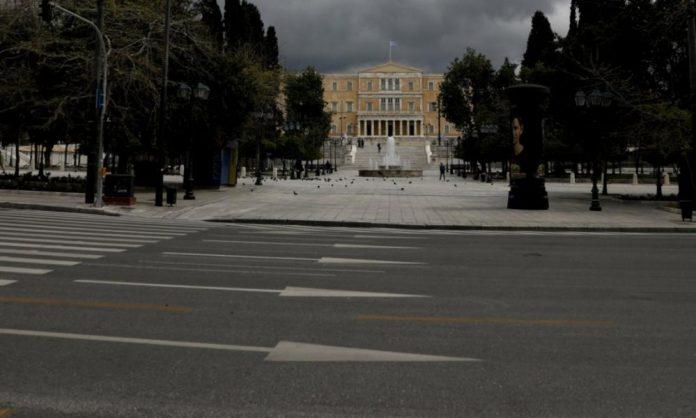 Κορωνοϊός: Παρατείνεται μέχρι  27 Απριλίου ο περιορισμός κυκλοφορίας | tovima.gr
