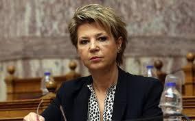 Γεροβασίλη στο MEGA: Μελετούμε γενναίες κρατήσεις από τις βουλευτικές μας αποζημιώσεις | tovima.gr