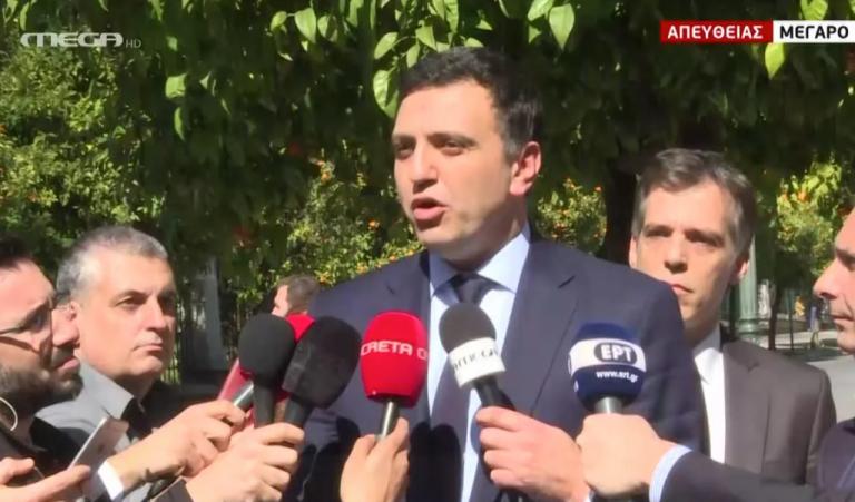 Κορωνοϊός -Κικίλιας: Όσο τηρούμε τα μέτρα τόσο θα μπορούμε να αισιοδοξούμε   tovima.gr