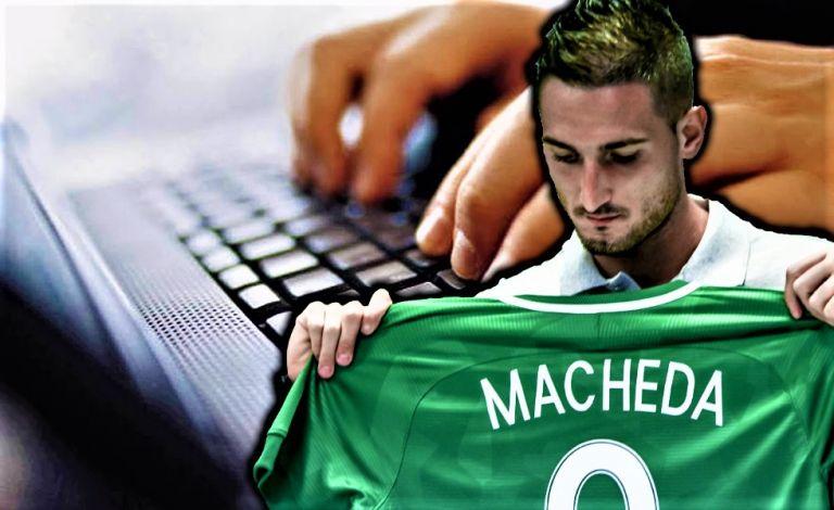 Ο Μακέντα… προαναγγέλλει μεταγραφή: «Είμαι σε δρόμο επιστροφής σε μεγάλο πρωτάθλημα»   tovima.gr