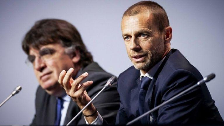 Κοροναϊός : Αντιπαράθεση UEFA και FIFA με αντικείμενο την οικονομική βοήθεια της παγκόσμιας ομοσπονδίας | tovima.gr