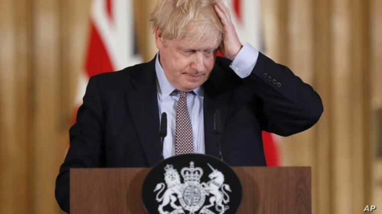 Dominic Raab leads Britain as Boris Johnson's condition worsens, taken to ICU | tovima.gr