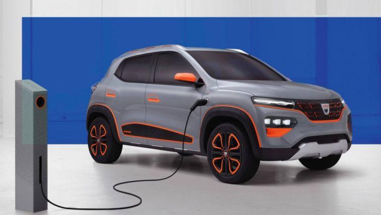 Αντίστροφη μέτρηση για το ηλεκτρικό Dacia Spring   tovima.gr