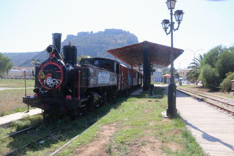 θα σφυρίξει ξανά το τρένο στη γραμμή Κόρινθος- Άργος- Ναύπλιο | tovima.gr