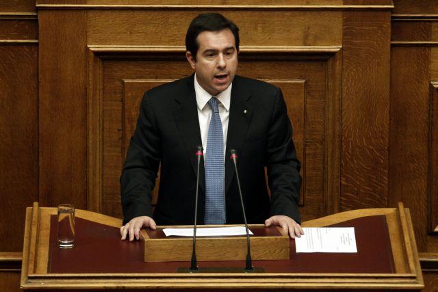 Μηταράκης στο MEGA: Έχουν ληφθεί όλα τα απαραίτητα μέτρα στη δομή στο Κρανίδι   tovima.gr