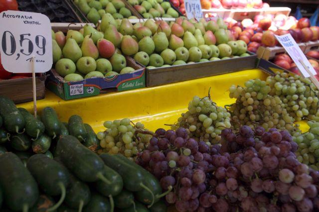 Αυξήθηκαν εξαγωγές και εγχώρια κατανάλωση φρούτων-λαχανικών | tovima.gr