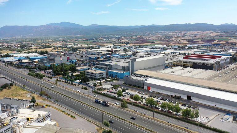 ElvalHalcor: Mέσα Μαΐου η έναρξη λειτουργίας της νέας επένδυσης στα Οινόφυτα | tovima.gr