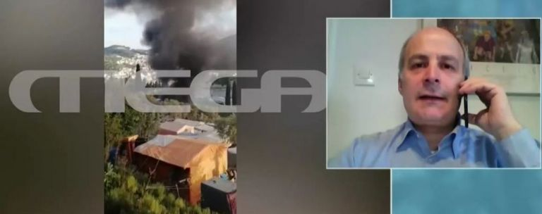Βεΐζης στο MEGA: Δύσκολη η διαχείριση επιδημίας μέσα στους καταυλισμούς   tovima.gr