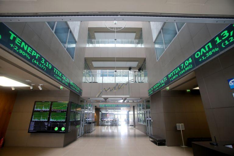 Χρηματιστήριο: Άνοδος 1,41% με οδηγό τις τράπεζες | tovima.gr