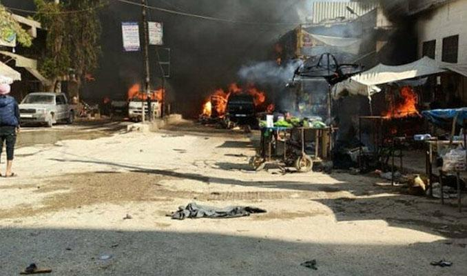 Συρία: Έντεκα παιδιά ανάμεσα στους 46 νεκρούς από έκρηξη βυτιοφόρου | tovima.gr