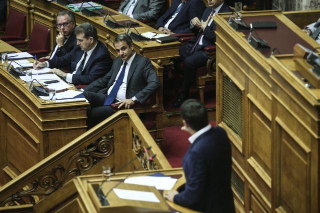 Το σχέδιο Μητσοτάκη για την οικονομία μετά το lockdown – Που θα επικεντρωθεί η αντιπαράθεση με Τσίπρα | tovima.gr