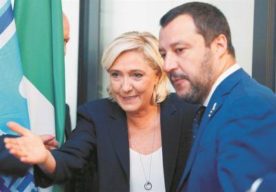 To μέλλον των λαϊκιστών μετά την πανδημία | tovima.gr