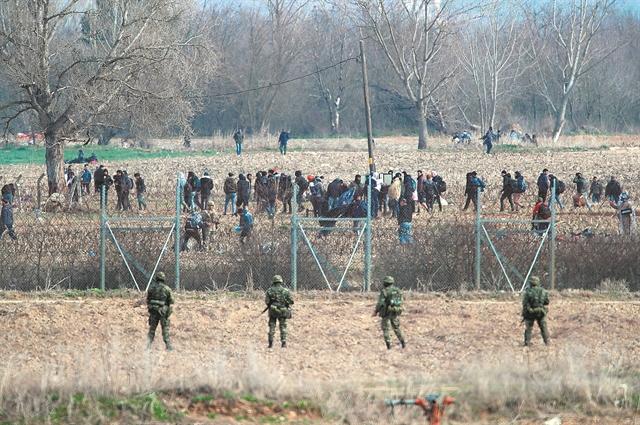 Ο φράχτης ενισχύεται, η αστάθεια παραμένει | tovima.gr