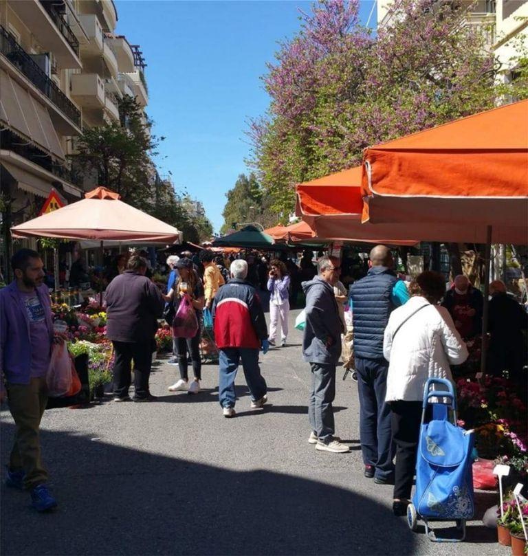 Λαϊκές αγορές: Πώς θα λειτουργούν έως τέλη Μαϊου – Τι αλλάζει   tovima.gr