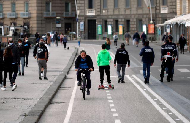 Ιταλία: Στα 84 δισ. ευρώ η πτώση της κατανάλωσης λόγω κοροναϊού | tovima.gr
