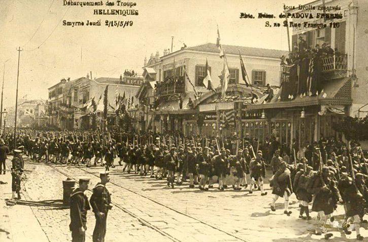 2 Μαΐου 1919 : Τα ελληνικά στρατεύματα αποβιβάζονται στη Σμύρνη | tovima.gr