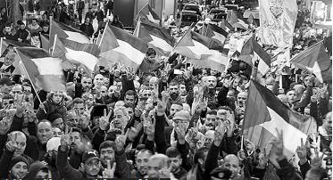 Η συγκυβέρνηση Νετανιάχου – Γκαντς νέα απειλή για την Παλαιστίνη   tovima.gr